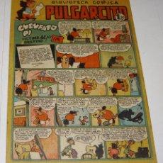 Tebeos: PULGARCITO. Nº 154. BIBLIOTECA COMICA. CUCUFATO PI, VÍCTIMA DEL DESTINO. Lote 71951947