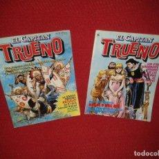 Tebeos: COMICS EL CAPITAN TRUENO Nº5 Y Nº6 DE BRUGUERA . Lote 72037447