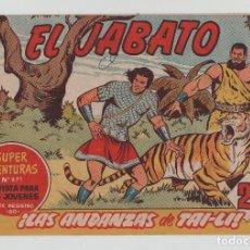 Tebeos: EL JABATO Nº306 - BRUGUERA.. Lote 72098995