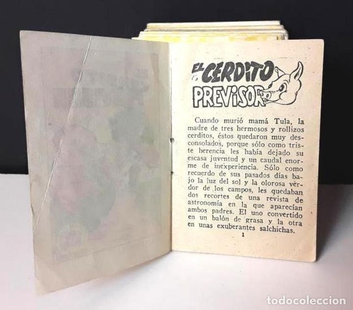 Tebeos: LP-323 - TESORO DE CUENTOS. BRUGUERA. 23 EJEM(VER DESCRIP). EDIT. BRUGUERA. AÑOS 50-60. - Foto 3 - 72117407