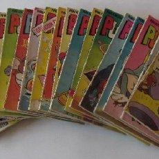 Tebeos: 20 COMICS PULGARCITO - EDITORIAL BRUGUERA. Lote 72131331