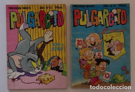 Tebeos: 20 COMICS PULGARCITO - EDITORIAL BRUGUERA - Foto 3 - 72131331