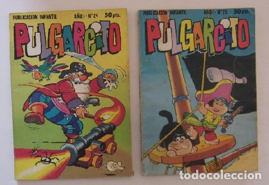 Tebeos: 20 COMICS PULGARCITO - EDITORIAL BRUGUERA - Foto 5 - 72131331