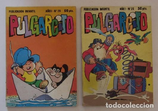 Tebeos: 20 COMICS PULGARCITO - EDITORIAL BRUGUERA - Foto 6 - 72131331