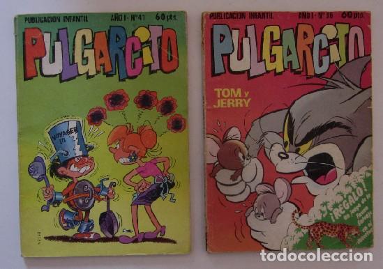 Tebeos: 20 COMICS PULGARCITO - EDITORIAL BRUGUERA - Foto 8 - 72131331
