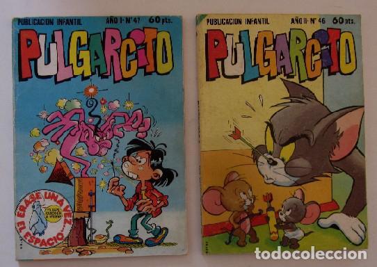 Tebeos: 20 COMICS PULGARCITO - EDITORIAL BRUGUERA - Foto 9 - 72131331