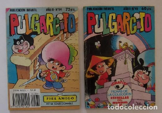 Tebeos: 20 COMICS PULGARCITO - EDITORIAL BRUGUERA - Foto 10 - 72131331