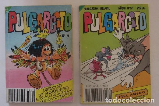 Tebeos: 20 COMICS PULGARCITO - EDITORIAL BRUGUERA - Foto 11 - 72131331
