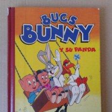 Tebeos: BUGS BUNNY Y SU PANDA. VOLUMEN Nº1 DE EDITORIAL BRUGUERA. 1ª EDICIÓN DE 1984 (WARNER BROS). Lote 72295099