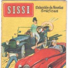 Tebeos: SISSI EXTRA DE VERANO 1960 - E.IBAÑEZ, ROA,TIAN, MARÍA BARRERA,SEGURA, PEÑA ROYA,IÑIGO. Lote 72424483