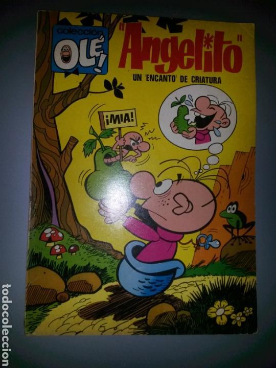 OLE ANGELITO 1A EDICION 1972 39 PAGINAS (SIN PORTADILLA) (Tebeos y Comics - Bruguera - Ole)