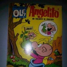 Tebeos: OLE ANGELITO 1A EDICION 1972 39 PAGINAS (SIN PORTADILLA). Lote 72440262