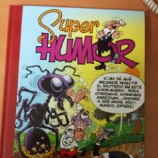 Tebeos: SUPER HUMOR Nº 4 , MORTADELO Y FILEMON (TAPA DURA). Lote 72690735
