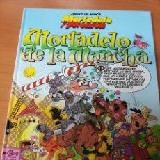 Tebeos: MAGOS DEL HUMOR 103, MORTADELO DE LA MANCHA ( TAPA DURA). Lote 72691147