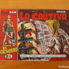 Tebeos: EL CACHORRO, Nº 106 LA CAUTIVA - EDITORIAL BRUGUERA 1951. Lote 72752031