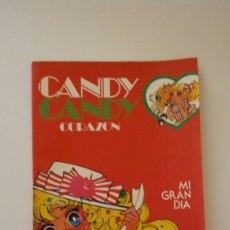 Tebeos: CANDY CANDY CORAZÓN N° 4 MI GRAN DIA. Lote 72760209