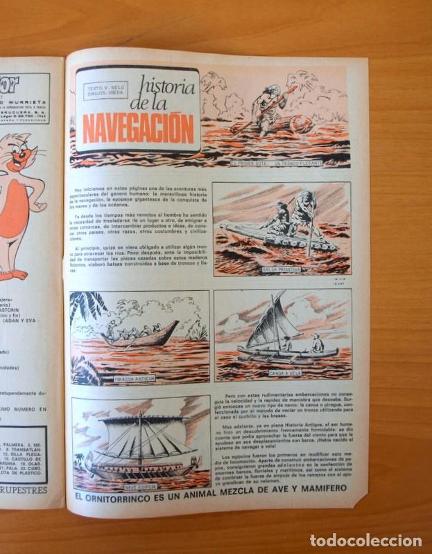 Tebeos: Tele Color, nº 231 Tom y Jerry - Editorial Bruguera 1967 - Foto 6 - 72782879