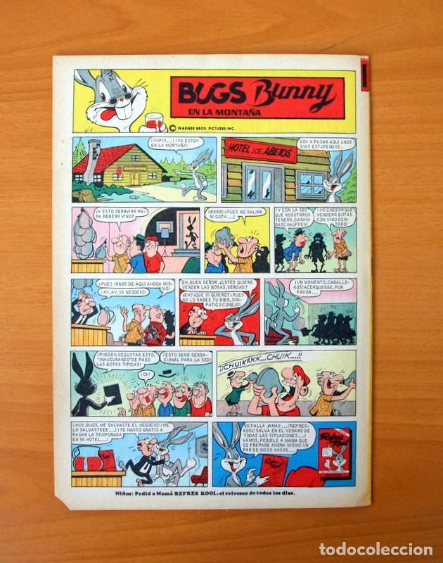 Tebeos: Tele Color, nº 231 Tom y Jerry - Editorial Bruguera 1967 - Foto 7 - 72782879