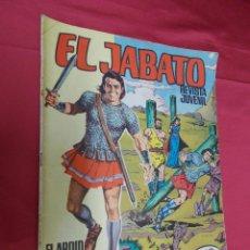 Tebeos: EL JABATO. ALBUM GIGANTE. Nº 37. EL ARDID DEL JABATO. EDITORIAL BRUGUERA.. Lote 72822887
