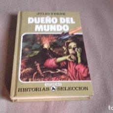 Tebeos: HISTORIA SELECCION SERIE JULIO VERNE Nº 14- DUEÑO DEL MUNDO. Lote 72856191