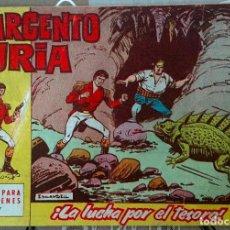 Tebeos: EL SARGENTO FURIA 27. EDITORIAL BRUGUERA. ORIGINAL 1962. Lote 198256125