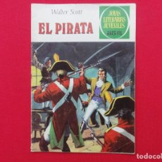 Tebeos: JOYAS LITERARIAS JUVENILES Nº 6. EL PIRATA. C-5B. Lote 72916395