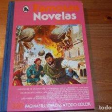 Tebeos: FAMOSAS NOVELAS. TOMO XIII. BRUGUERA. 3ª EDICIÓN, 1982. Lote 73053379