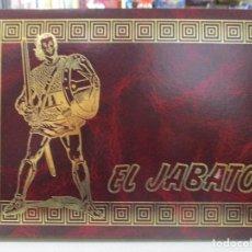 Tebeos: COLECCION COMPLETA EL JABATO-10 TOMOS EN EDICION DE LUJO-381 EJEMPLARES-BRUGUERA-FACSIMIL. Lote 73077095
