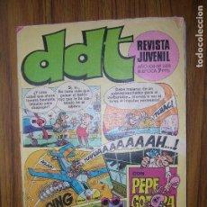 Tebeos: DDT REVISTA JUVENIL Nº288. Lote 73305227