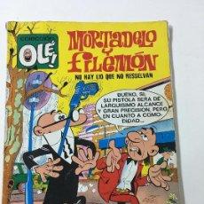 Tebeos: MORTADELO Y FILEMON Nº 28 EN EL LOMO EDITADO EN 1971 - 40 PTS.. Lote 73448819