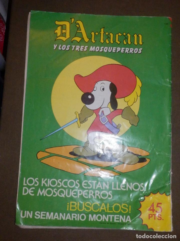 Tebeos: Tebeo - Super Zipi Zape - Año Xii - nº 130 - 7 de Febrero de 1983 - Bruguera - - Foto 2 - 73512179