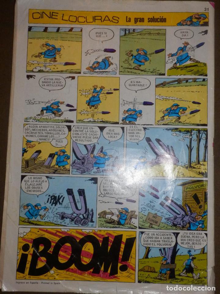 Tebeos: Tebeo - Super Rompetechos - Año VI - Nº 31 -1983 - Bruguera - - Foto 2 - 73513739