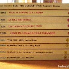 Tebeos: HISTORIAS SELECCION 9 TOMOS (MIRAR TITULOS). Lote 73522583