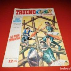 Tebeos - Trueno Color nº 285 - Editorial Bruguera - 73579843