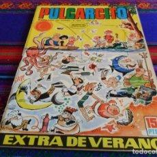 Tebeos: PULGARCITO EXTRA VERANO 1966 CON SHERIFF KING. BRUGUERA 15 PTS. MUY BUEN ESTADO Y RARO.. Lote 73649583