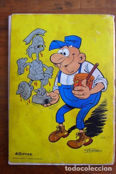Tebeos: PEPE GOTERA Y OTILIO : Chapuzas a domicilio. (Colección Olé ; 1) - Foto 2 - 73893739