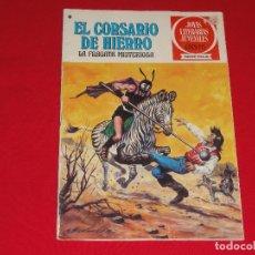 Tebeos: EL CORSARIO DE HIERRO Nº 52-LA FRAGATA MISTERIOSA-CONTRAPORTADA AZUL. C-5B. Lote 106062407