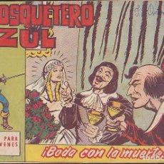 Tebeos: COMIC COLECCION EL MOSQUETERO AZUL ºN 4. Lote 74169755