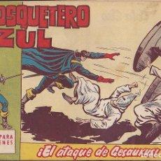 Tebeos: COMIC COLECCION EL MOSQUETERO AZUL ºN 11. Lote 74169819