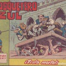 Tebeos: COMIC COLECCION EL MOSQUETERO AZUL ºN 14. Lote 74169871