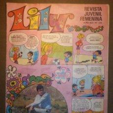 Tebeos: TEBEO - LILY - REVISTA JUVENIL FEMENINA - AÑO XII - Nº 522 - BRUGUERA - 1971 . Lote 74340519