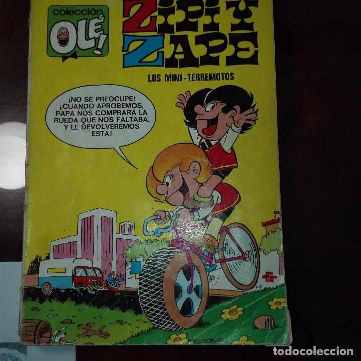 LOS MINI TERREMOTOS 6ª EDICION ENERO DEL 1984 (Tebeos y Comics - Bruguera - Ole)