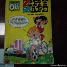 Tebeos: LOS MINI TERREMOTOS 6ª EDICION ENERO DEL 1984. Lote 74645467