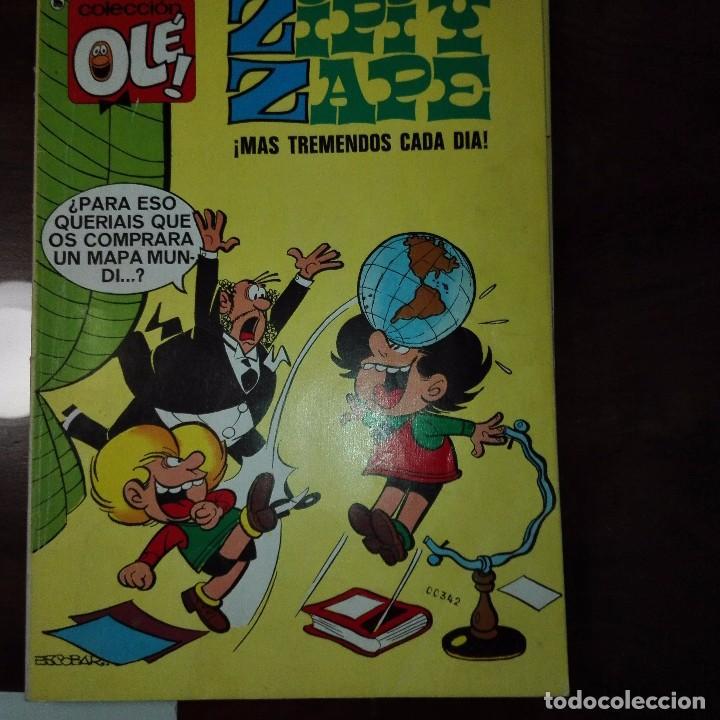 MAS TREMENDOS CADA DIA 8ª EDICION ABRIL DEL 1986 (Tebeos y Comics - Bruguera - Ole)