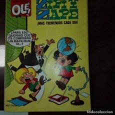 Tebeos: MAS TREMENDOS CADA DIA 8ª EDICION ABRIL DEL 1986. Lote 74645515