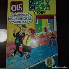 Tebeos: ZIPI Y ZAPE Y TOBY SEPTIEMBRE DEL 1987. Lote 74645583