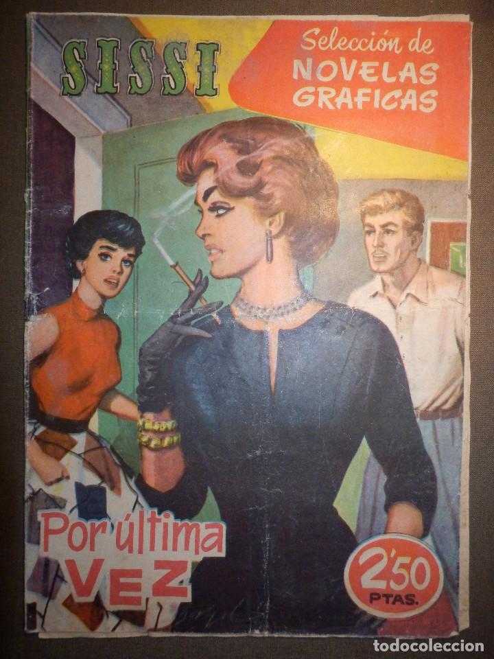 Tebeos: COMIC - REVISTA JUVENIL PARA NIÑAS - SISSI JUVENIL - LOS DOS HUSARES - BRUGUERA - Nº 276 - - Foto 2 - 74656367