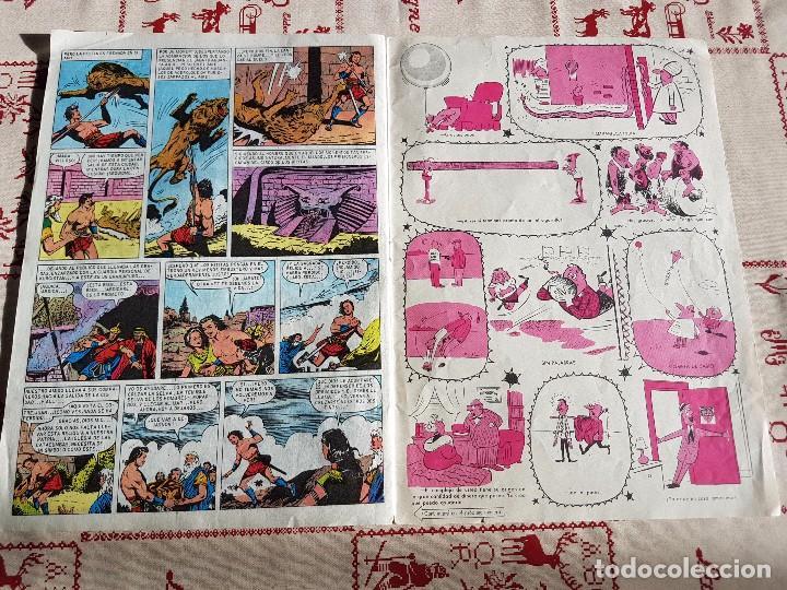 Tebeos: Original Jabato segunda epoca editorial bruguera año 1974 - Foto 2 - 74719995