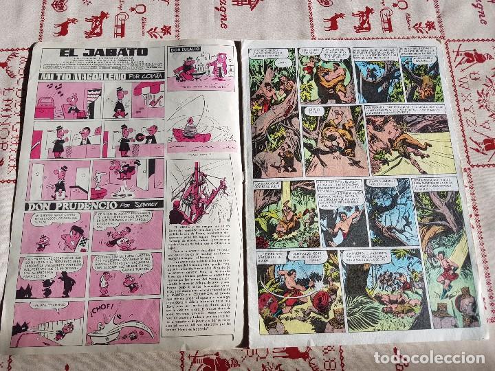 Tebeos: Original Jabato segunda epoca editorial bruguera año 1974 - Foto 3 - 74719995
