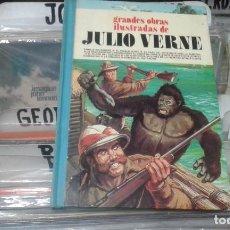 Tebeos: JULIO VERNE - GRANDES OBRAS ILUSTRADAS TOMO 5 - PRIMERA EDICION 1979. Lote 74862155